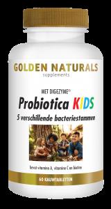 Probiotics KIDS 60 vegan chewable tablets