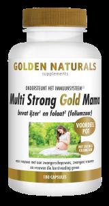 Multi Strong Gold Mama 180 vegan capsules